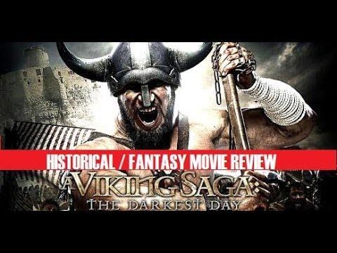 A VIKING SAGA : THE DARKEST DAY ( 2013 ) aka DRAKKAR Historical  Fantasy Movie Review