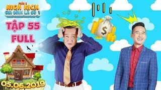 Video Gia đình là số 1 Phần 2 | tập 55 full:  Minh Ngọc khốn đốn vì liên tục làm ông Tài thua lỗ bạc triệu MP3, 3GP, MP4, WEBM, AVI, FLV Juli 2019