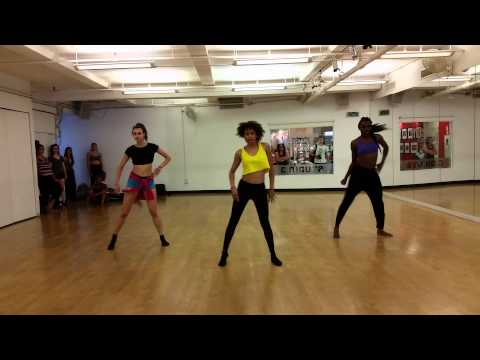 Debbie Wilson - Lemonade - Danity Kane - Commercial Jazz Class