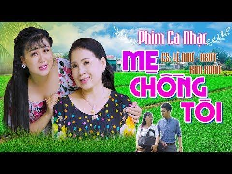 0 Lê Như hóa nàng dâu hậu đậu trong MV phim ca nhạc Mẹ Chồng Tôi