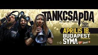 Tankcsapda - Lukács Laci  interjú 2015 @ Rádió Szentendre 20150417 Syma