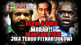 Video Saat Kepala Suku Papua M4r4h Karena Jokowi Difitn4h MP3, 3GP, MP4, WEBM, AVI, FLV Desember 2018