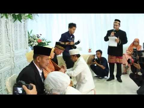 Prosesi Sungkeman Akad Nikah by BZ Organizer & Entertainment @ SMESCO (081586605859)
