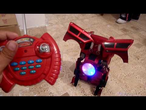 Transformers Juguete