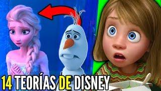 14 Teorías De Disney Que Son 100% Reales