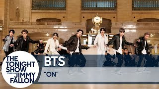 Video BTS Performs