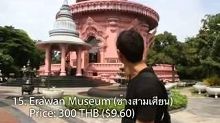 25 Amazing Things To Do In Bangkok  Thailand