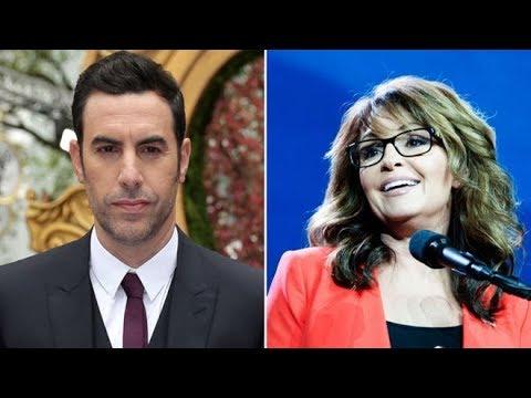 Overheard: Sarah Palin Gets Humiliated by Sacha Baron Cohen