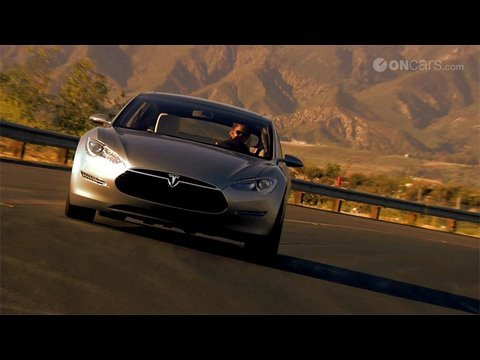 Tesla Model S World Premiere Video Series Teaser