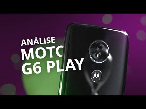 Motorola MOTO G6 PLAY: um novo Moto G5? [Análise/Review]