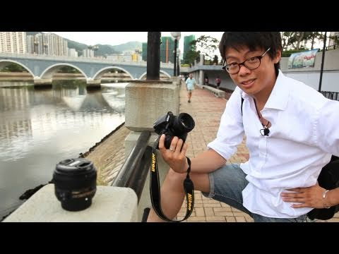 Nikon 50mm f/1.8G vs f/1.4G - which one is niftier?