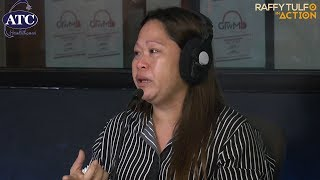 Video Dahil sa paglihim, mister INAYAWAN na si misis!!! Pero Raffy Tulfo to the rescue. MP3, 3GP, MP4, WEBM, AVI, FLV Agustus 2018