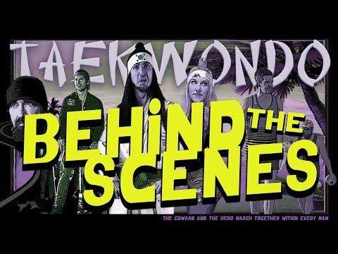 Taekwondo - Behind The Scenes (Walk off the Earth)