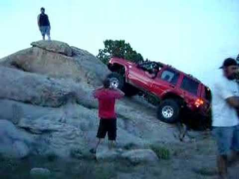 Jeep de cabeza