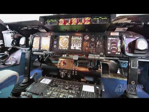 C-5 Pilot Lieutenant Colonel Takes...