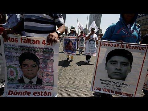 Στο απόλυτο σκοτάδι παραμένει η υπόθεση της εξαφάνισης των 58 φοιτητών στο Μεξικό