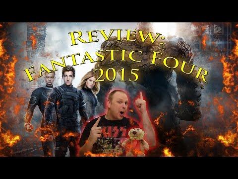 Review #23 - Fantastic Four (2015)