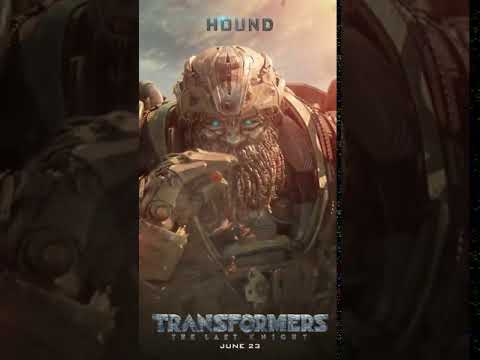 Hound - Motion Poster Hound (English)