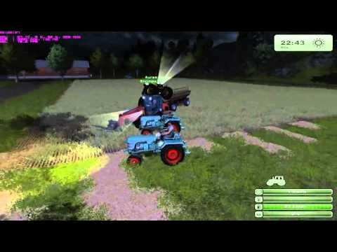Farming Simulator 2013  w/ Chemie-Shrimp und Sid  – German – 4 / 11