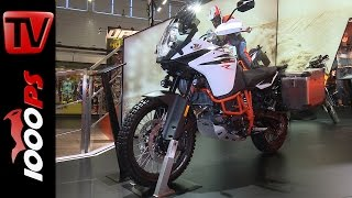 1. KTM 1090 R 2017 - Specs and News