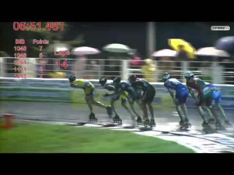 Гонка на бали 10000 метрів (РОАД) Чоловіки, Чемпіонат Світу-2015