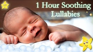 Video 1 Hour Relaxing Baby Lullaby Collection ♥♥♥ Soothing Bedtime Music For Kids ♫♫♫ Good Night Sleep MP3, 3GP, MP4, WEBM, AVI, FLV Juni 2019