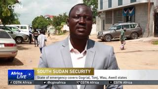 President Salva Kiir has declared a three-month state of emergency in the north-western part of the country. Ethnic clashes have...