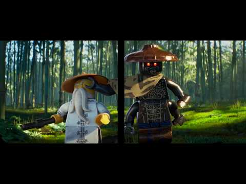 The LEGO® Ninjago® Movie - Find Your Inner Ninja Listen Clip (ซับไทย)