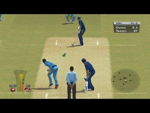 brian lara cricket pc game