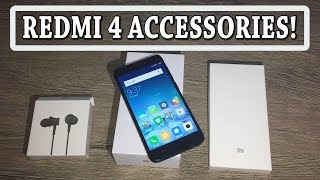 In this video we showcase some accessories for the latest budget smartphone the Xiaomi Redmi 4. In this video we showcase the Mi in ear basic earphones and the transparent soft case. 1. Mi Basic In-Ear Earphones:- http://amzn.to/2rbzMxM2. Soft Phone Case for Redmi 4 (Clear):- http://amzn.to/2rehU7j3. Hard Phone Case for Redmi 4 (Blue):- http://amzn.to/2rwhyKo4. Hard Phone Case for Redmi 4 (Red):- http://amzn.to/2s5Ii1m------------------------------------------------------------------------------------------------Website:- http://wizhub.tech/Tech Deal's:- http://wizhub.tech/deals/------------------------------------------------Pheripheral's that I use to shoot the video's------------------------------------------------My Gear:Microphone:- http://amzn.to/2fh9bvfVideo shot on:- http://amzn.to/2fFfTtETripod:- http://amzn.to/2eFxpv6Laptop:- http://amzn.to/2fFezH7Mouse:- http://amzn.to/2fFMaipMy Powerbank:- http://fkrt.it/HD7geTuuuNStorage:- http://fkrt.it/H8AkQTuuuN-------------------------------------------------Popular Videos:Cool Tech Under Rs.200:- https://youtu.be/cPNS3bon9Z0Cool Tech Under Rs.1000:- https://youtu.be/lR6P_YRBFpgBest Earphone Under Rs.1500:- https://youtu.be/gT8MSLRfnucTech Survival Kit:- https://youtu.be/z5Y7JzKC8Y4Best Budget Smart Tv @ Rs.35,000:- https://youtu.be/wszdeqIAnSQ-------------------------------------------------Music Courtesy:-www.bensound.com &www.incompetech.com