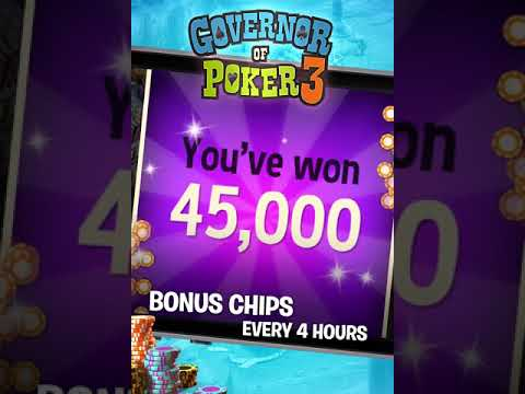 Governor of Poker 3 - Online multiplayer Texas Hold'em Poker game Portrait 15