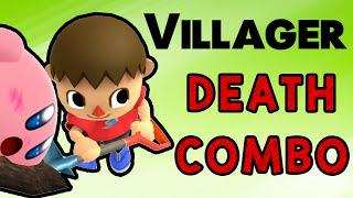 Villager Death Combo! (My Smash Corner)