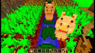 Minecraft! Making snow!