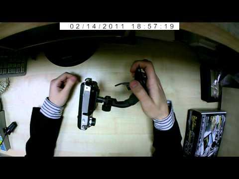 Обзор видеорегистратора DOD900LHD
