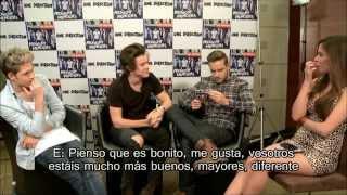 Entrevista a One Direction por Telehit [Subtítulos en Español] [HD]