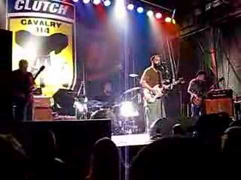 The Elephant Riders - Here's some video I took at the 5-12-2007 Clutch show at The Troc in Philly. It was the first song of their encore. Twas a brilliant show - but we expect no ...