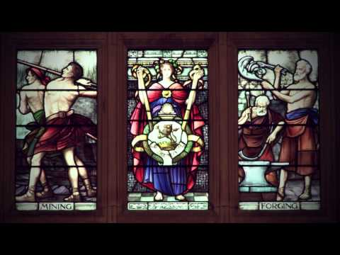 New film: Civic pride and education in stained glass