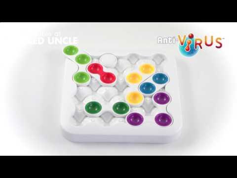 Youtube Video for Anti-Virus Brainy IQ game