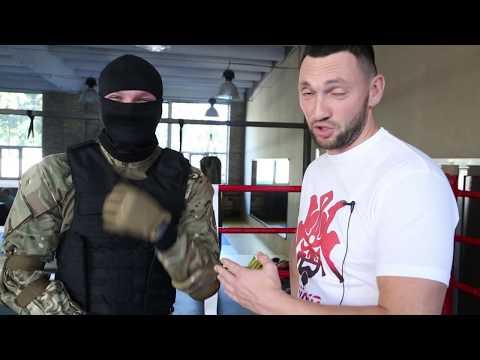 Как научиться бросать прогибом      Советы Инструктора Спецназа - DomaVideo.Ru