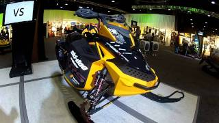 9. 2013 Ski Doo MXZ X RS MXZ X with accessories