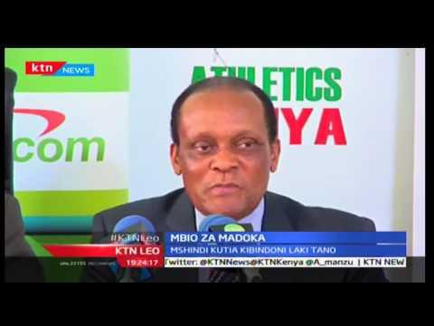 KTN Leo: Mwangangi na Mweteti watarajiwa kutetea ushindi wao katika mbio za madoka Taita, 29/09/2016