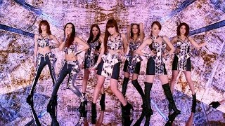 E-girls videoklipp Rydeen 〜Dance All Night〜