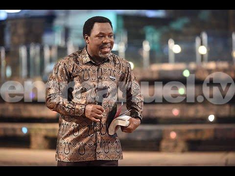 SCOAN 10/12/16: The Full Live Saturday Prophetic Service with TB Joshua