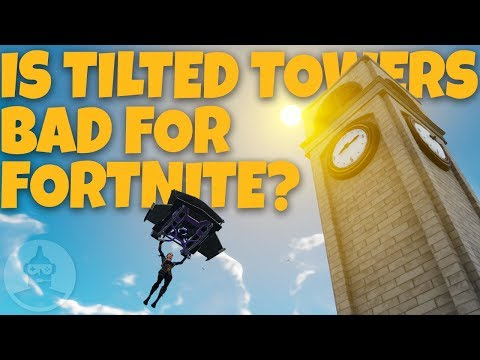 Fortnite - Tilted Towers Explained, The Good, Bad and Great! | The Leaderboard