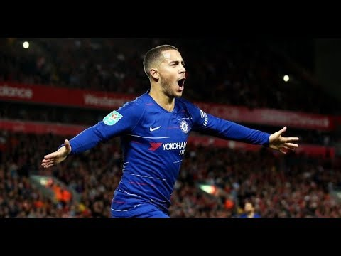 CARABAO CUP | LIVERPOOL V CHELSEA 1-2 | ALL GOALS AND HIGHLIGHTS