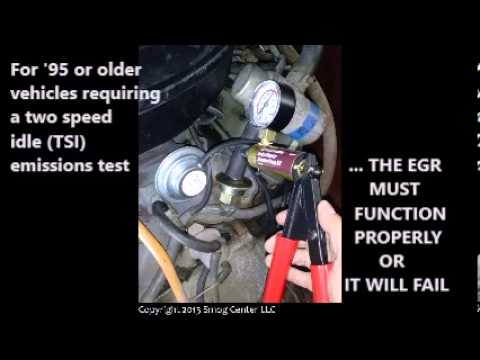 video:SMOG CHECK MOST COMMON FUNCTIONAL FAILURES - by StarSmogCenter.com