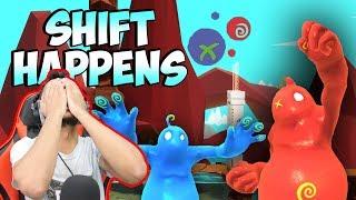 مغامرات جيلي الجزء الثاني #2| اثنين متخلفين يتعاونون! Shift Happens