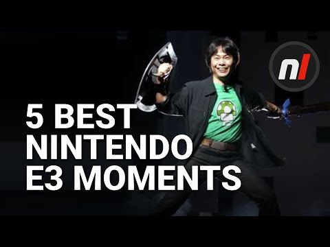 Top 5 Best Nintendo E3 Moments