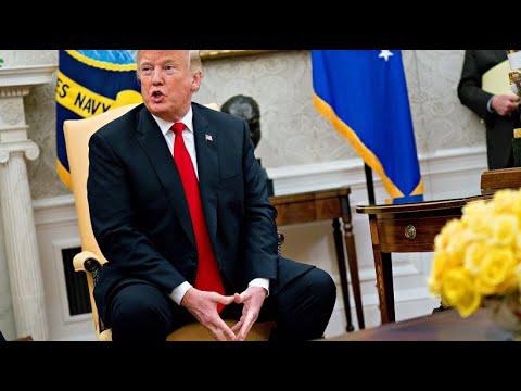 USA: Trump ordnet FBI-Untersuchung im Fall Kavanaug ...