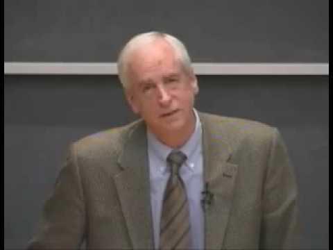 Cornell President Emeritus Hunter Rawlings gibt  die 'Letzte Vorlesung '